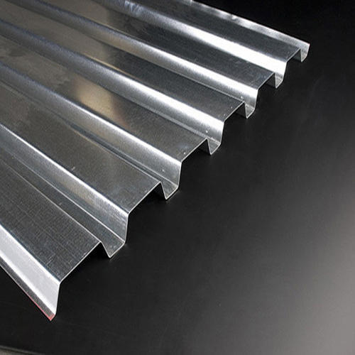 Steel Deck Profile Sheets